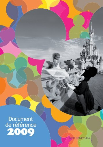 printmgr file - Euro Disney SCA - Disneyland® Paris