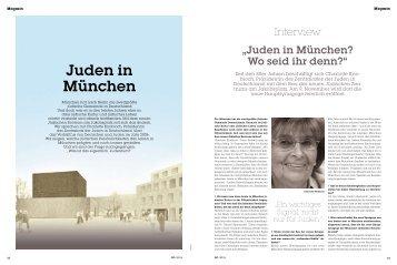 Juden in München - Nizza Thobi
