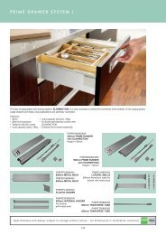 prime drawer system pg134-136 - Roco