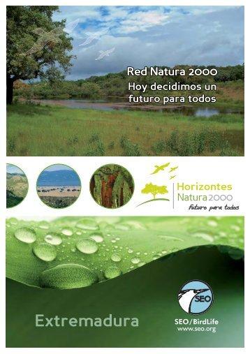 TRIPTICO EXTREMADURA ARTE FINAL.FH10 - SEO/BirdLife