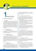 Déclaration détaillée - valorlux.lu - Page 2
