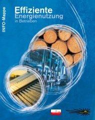 Effiziente Energienutzung in Betrieben - OÖ Energiesparverband