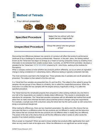 You can download a more detailed description here - OP&P Product ...