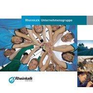 Rheinkalk Unternehmensgruppe