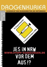 Drogenkurier Nr. 65 (PDF - 0,7 MB) - VISION eV