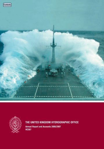 Annual Report.pdf - United Kingdom Hydrographic Office
