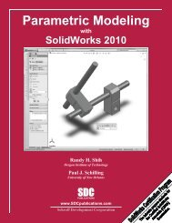 978-1-58503-574-8 -- Parametric Modeling with ... - SDC Publications