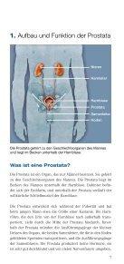 Was tun, wenn die Prostata wächst? - Deutsche Gesellschaft für ... - Seite 3