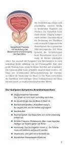Was tun, wenn die Prostata wächst? - Deutsche Gesellschaft für ... - Seite 5
