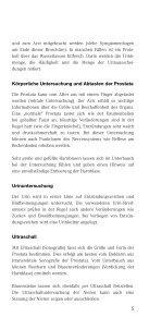 Was tun, wenn die Prostata wächst? - Deutsche Gesellschaft für ... - Seite 7