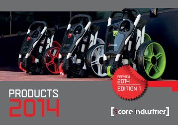 Score Industries Katalog