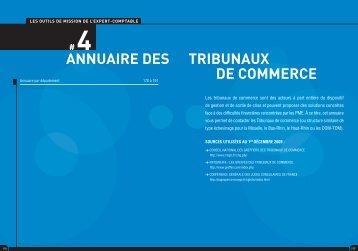 Télécharger l'annuaire des Tribunaux de Commerce figurant dans le ...