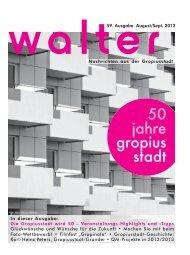 Die Gropiusstadt wird 50 – Veranstaltungs-Highlights und -Tipps ...
