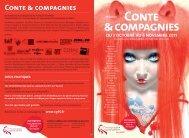 Conte & compagnies - Conseil général