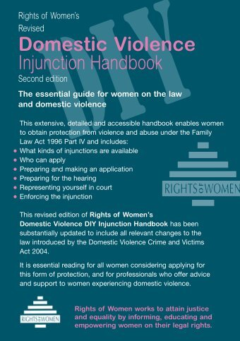 Download order form - Rights of Women