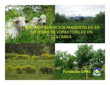 pago por servicios ambientales en sistemas silvopastoriles en ...