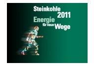 Gesamtverband Steinkohle e. V. 0 - GVSt