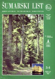 ÅUMARSKI LIST 3-4/1996