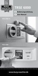 TRSE 6000 - BKH-Sicherheit