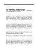 Social kapital som fundament for organisatorisk viden_ Speciale af ... - Page 4