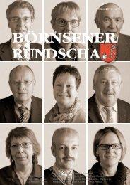 br-Ausgabe 188, März 2013 - SPD Börnsen