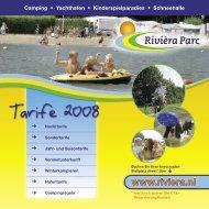 Prospekt Riviera Parc - Urlauber-Tipp.de