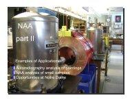 Neutron Activation Method (2)
