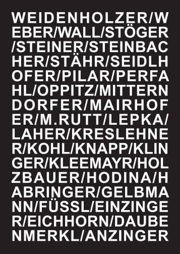 Flyer (PDF, 476 KB) - Oberösterreichische Landesbibliothek