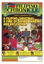12/25/2010 - Hawaii-Filipino Chronicle