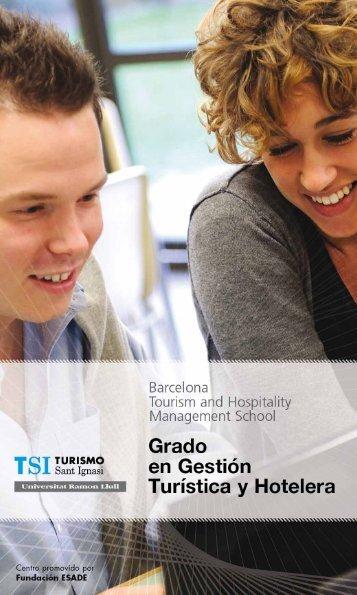 Descargar el folleto informativo (PDF) - TSI-Turismo Sant Ignasi ...