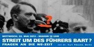 Einladung Kein Streit um des Führers Bart.pmd - Peter-Imandt ...