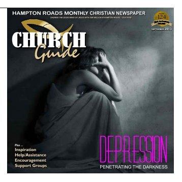 The Church Guide September 2013 Cover