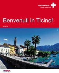 Benvenuti in Ticino!
