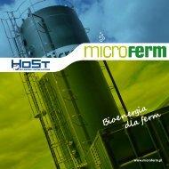 pakiet informacji na temat Microferm - HoSt