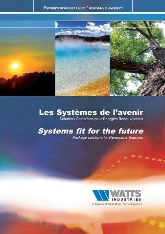 Travailler ensemble autour d'un projet Partner for ... - Watts Industries