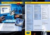 LightShow Catalogue Online www - Hella