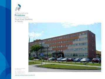 Prezentacja z dnia 12 lutego 2013 - Izba Skarbowa w Bydgoszczy