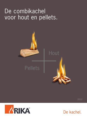 Rika hout + pellets - Walter Goovaerts Herenthout