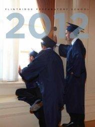 Download the Graduation Insert here - Flintridge Prep