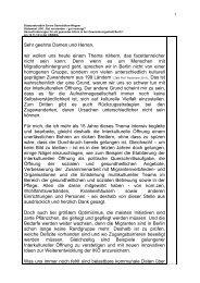 Grußwort - Emine Demirbüken-Wegner