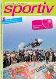 März/April 2011 - Sportiv