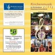 Flyer als PDF-Datei herunterladen - Ev.-luth. Kirchenkreis Osterholz ...