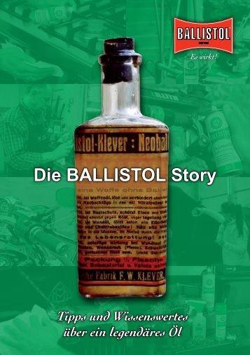 Die BALLISTOL Story