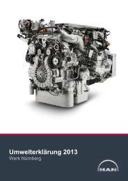 Umwelterklärung 2013 - EMAS