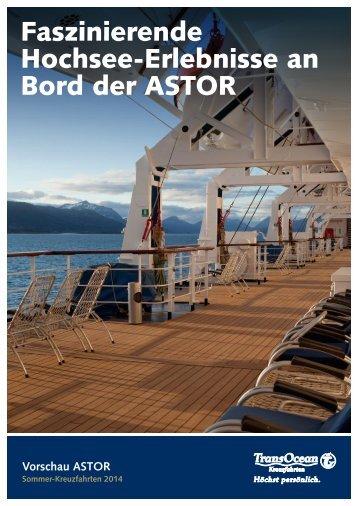 Vorschau ASTOR - Transocean
