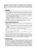 V. ALLGEMEINE GESCHÄFTSBEDINGUNGEN (AGB) - Seite 6