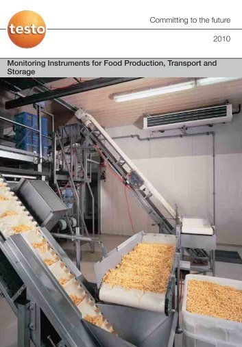 Monitoring Instruments for Food Production, Transport ... - PSC Co.,Ltd