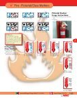 Fire Signs Glow Fire Signs Visi/Flange 2-Vue Extinguisher Poster ... - Page 5