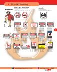 Fire Signs Glow Fire Signs Visi/Flange 2-Vue Extinguisher Poster ... - Page 7