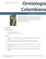 en PDF - Asociación Colombiana de Ornitología